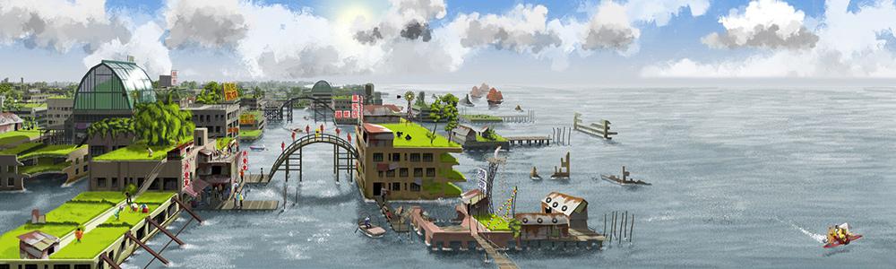 illustration paysage