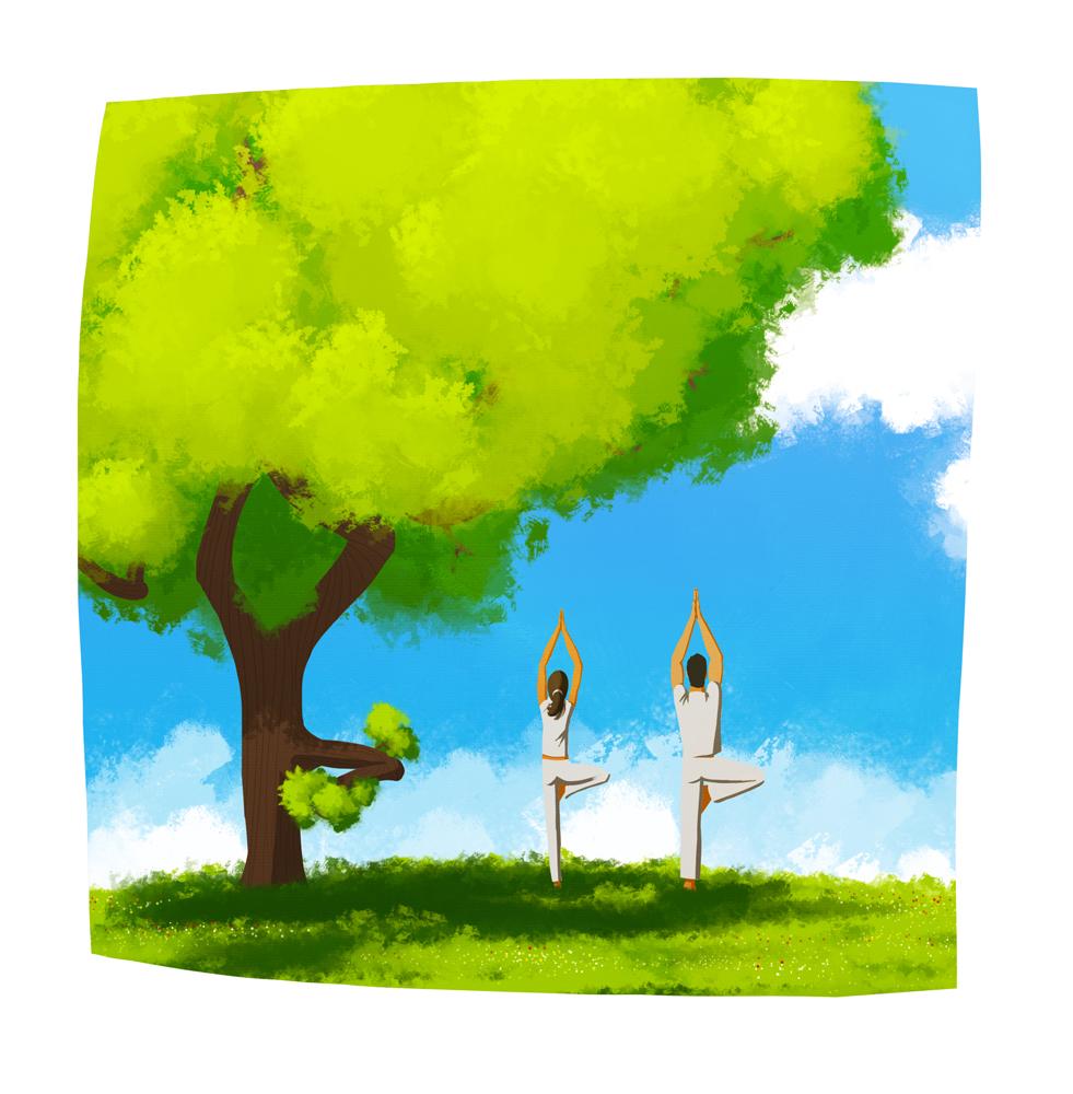 Illustration arbre